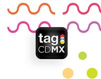 TAG CDMX - Mobile App