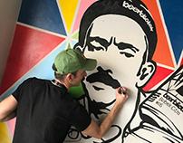 Haket Mural