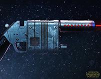 Rey's Gun Blaster