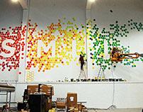 Boboli - Wall painting design