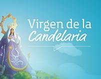 Virgen de la Candelaria - Movistar