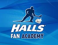 Halls Fan Academy