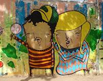 De muro en muro