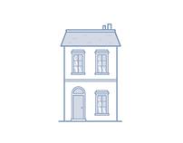 Street vector illustrations