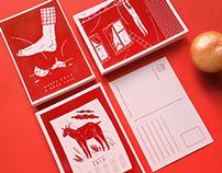 NY'15 Cards