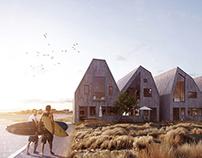 Ølberg Seaside Houses