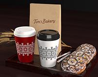 Tim's Bakery - Branding Presentation