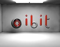 ibit 3d logo