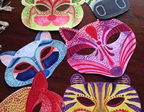 Máscaras Revista Ohlala