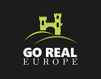 Go Real Europe - Redesign