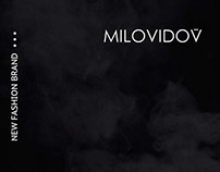 MILOVIDOV - new brand of modern clothes