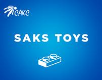 SAKS Toys
