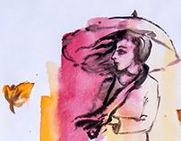watercolor marathon
