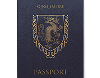 Creative passport covers