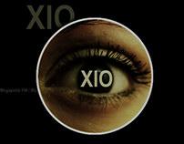 Design of video logo XIO