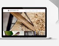 Carl Hansen & Søn - Website + Webshop