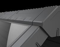 Solar Tile Superdome