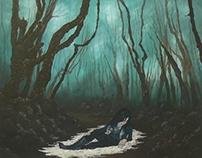 'Fragile Things' - Paintings 2011