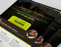 Charity Premium Flyer Template
