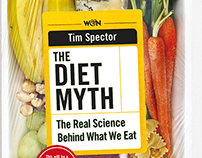 The Diet Myth (book jacket)