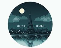 Dark days in Paris