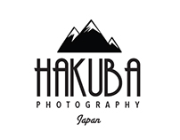 Logo Hakuba Photography - Japan