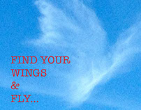FIND YOUR WINGS...