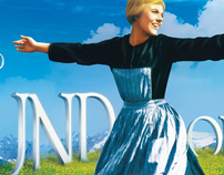 Sound Of Music Anniversary Blu Ray Package