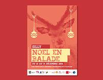 Noël en Balade Silly 2014