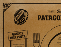 Patagonia Station Placemat