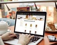 Etna Food Website