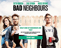 Bad Neighbours - What kind of neighbour are you?