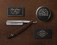 Barber & Cosmetics Mock-Up