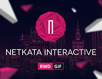 Netkata Interactive - new website