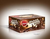 Seyran Chocolate Chickpeas