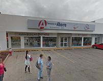 Farmacia del Ahorro in Alamo, Tlaquepaque, Jalisco