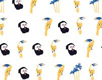 Pattern La Barbe