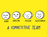 A competitive team