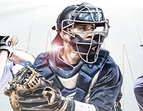 2015 Charleston Southern Baseball Poster