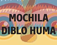 MOCHILA DIABLO HUMA
