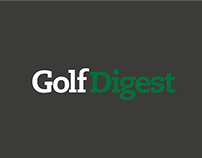 Golf Digest magazine brandbook