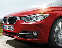 BMW 3 Series – Online Campaign.