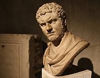 Busto di Caracalla