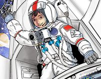 Adventure of Space Camp - Uzay Kampı Maceraları