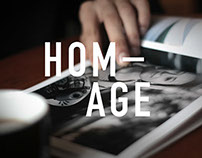 Homage | Skateboarding,Life, People