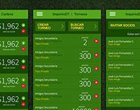 Imperio DT, football financial market
