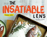The Insatiable Lens: Issue 01 Winter 2014/15
