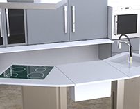 #2   K4A kitchen for all