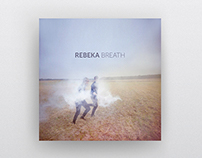 REBEKA Breath EP cover & poster