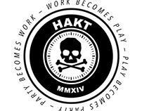 HAKT MMXIV Album Cover